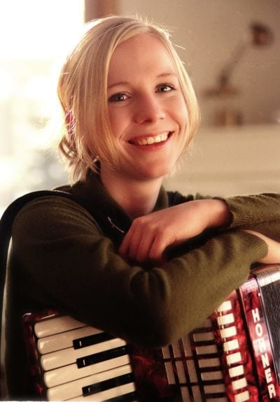 Allyssa Lamb of New York City Accordion Musician
